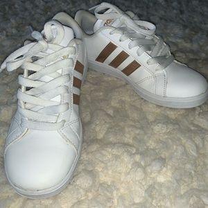 Girls adidas shoes size 3
